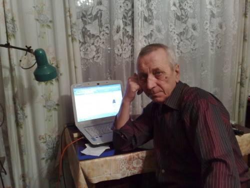 Александр Михайлович - продвинутый пенсионер